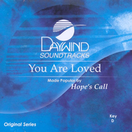 You Are Loved, Accompaniment CD   -     By: Hope's Call