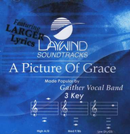 Picture of Grace, Accompaniment CD   -     By: Gaither Vocal Band