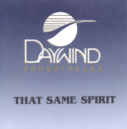 That Same Spirit, Accompaniment CD   -              By: The Paynes