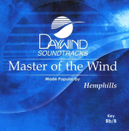 Master Of The Wind, Accompaniment CD   -     By: Joel Hemphill