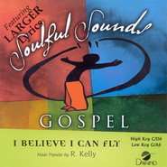 I Believe I Can Fly, Accompaniment CD   -     By: R. Kelly