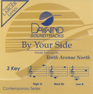 By Your Side, Accompaniment CD  -     By: Tenth Avenue North