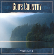 God's Country, Volume 1 CD   -