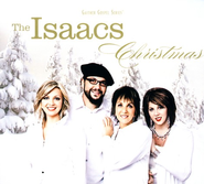 Christmas CD   -     By: The Isaacs