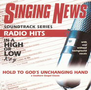 Hold To God's Unchanging Hand, Accompaniment CD   -