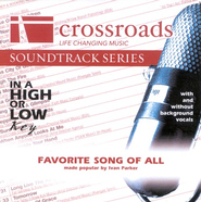Favorite Song of All Accompaniment CD   -     By: Crossroads Soundtracks