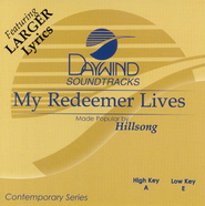 My Redeemer Lives, Accompaniment CD   -     By: Hillsong