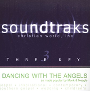 Dancing With The Angels, Accompaniment CD   -              By: Monk & Neagle