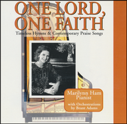 One Lord, One Faith, Stereo CD  -              By: Marilynn Ham