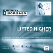 Lifted Higher, Accompaniment CD   -     By: Twila Paris