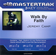 Walk By Faith, Accompaniment CD   -     By: Jeremy Camp
