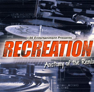 Recreation: Anatomy of the Remix CD   -     By: Various Artists