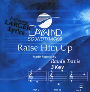 Raise Him Up, Accompaniment CD   -     By: Randy Travis