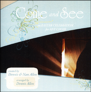 Come And See, Stereo CD  -     By: Dennis Allen, Nan Allen