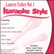 Lauren Talley Karaoke   -     By: Lauren Talley