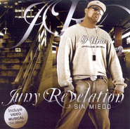 Sin Miedo, CD   -     By: Juny Revelation