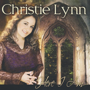 Here I Am CD   -     By: Christie Lynn
