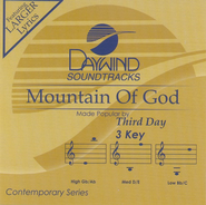Mountain of God, Accompaniment CD   -     By: Third Day
