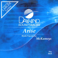 Arise, Accompaniment CD   -     By: The Mckameys