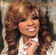 All In One CD   -     By: Karen Clark-Sheard