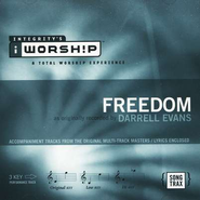 Freedom, Accompaniment CD   -     By: Darrell Evans
