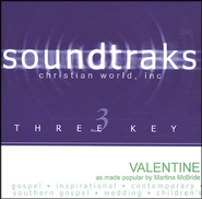 Valentine, Accompaniment CD   -     By: Martina McBride