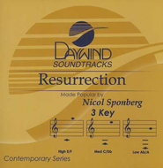 Resurrection, Accompaniment CD   -     By: Nicol Sponberg