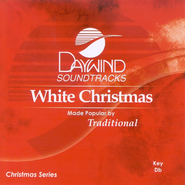 White Christmas, Accompaniment CD   -     By: Irving Berlin
