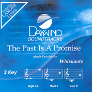 The Past Is A Promise, Accompaniment CD   -     By: The Whisnants
