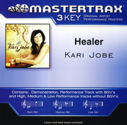 Healer, Accompaniment CD   -              By: Kari Jobe