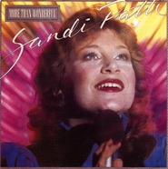 More Than Wonderful CD   -     By: Sandi Patti