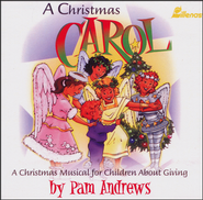 A Christmas Carol   CD  -              By: Pam Andrews