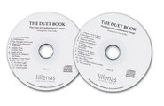 The Duet Book, Split-Channel 2-CD Set   -              By: Tom Fettke
