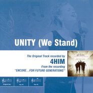 Unity (We Stand), Accompaniment CD   -     By: 4Him