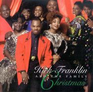 Kirk Franklin Christmas, Compact Disc [CD]   -     By: Kirk Franklin, The FamilY
