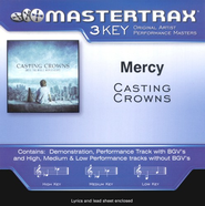 Mercy, Accompaniment CD   -              By: Casting Crowns