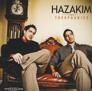 Theophanies CD   -     By: Hazakim