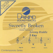 Sweetly Broken, Accompaniment CD   -              By: Jeremy Riddle