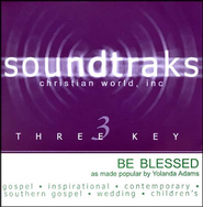 Be Blessed, Accompaniment CD   -     By: Yolanda Adams