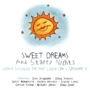 Sweet Dreams and Starry Nights, Volume 2 CD   -