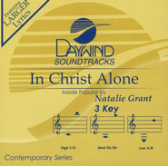 In Christ Alone, Accompaniment CD   -     By: Natalie Grant