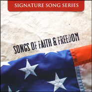 Songs Of Faith And Freedom   -     By: Various Artists