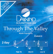 Through The Valley, Accompaniment CD   -              By: The Isaacs
