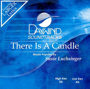 There Is A Candle, Acc CD   -     By: Susie Luchsinger