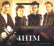 4HIM/The Basics Of Life/Face The Nation, 3 CDs   -     By: 4Him