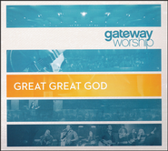 Great Great God   -              By: Gateway Worship