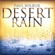 Desert Rain CD   -     By: Paul Wilbur