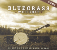 Bluegrass Worship 3 CDs  -     By: Various Artists