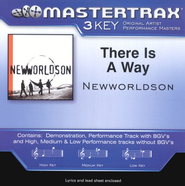 There Is A Way, Accompaniment CD   -     By: Newworldson