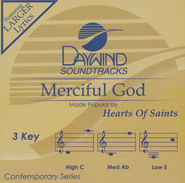 Merciful God Acc, CD  -     By: Hearts of Saints